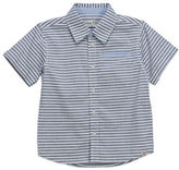 Sovereign Code Boys 8-20 Moshe Striped Cotton Shirt