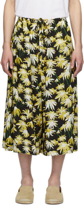 Loewe Multicolor Daisy Shorts