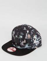 New Era 9fifty Snapback Cap Ny Yankees Offshore Print