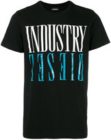 Diesel Industry T-shirt - men - Cotton - S