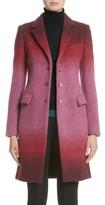 Versace Women's Degrade Wool Blend Coat