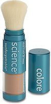 Colorescience Sunforgettable Mineral SPF 50 Sunscreen Brush, Tan, 0.21 oz.