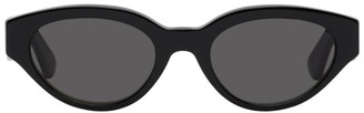RetroSuperFuture Black Drew Cat-Eye Sunglasses