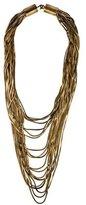 Martin Grant Multi Chain Necklace