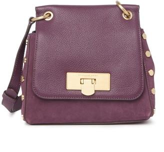 Donna Karan Bayle Leather Crossbody Bag