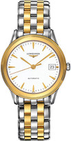 Longines L4.774.3.22.7 La Grande Classique stainless steel and gold-plated watch