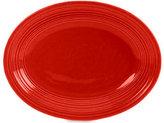 Scarlet Oval Platter