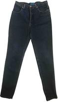 Christian Lacroix Blue Denim - Jeans Jeans for Women Vintage