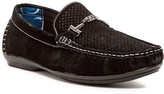 Stacy Adams Pomp Bit Moc Perforated Driver (Wide Width Available)