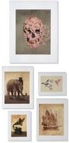 DENY Designs 'Terry Fan' Wall Art Gallery (Set of 5)