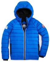 Canada Goose Boys' Sherwood Hooded Puffer Jacket - Sizes S-XL