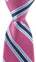 """Class Club Basic Stripe 14"""" Tie"""