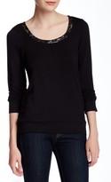 Threads 4 Thought Cydney Contrast Trim Sweatshirt