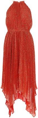 MICHAEL Michael Kors Sleeveless Pleated Dress