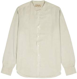 Officine Generale Sage Tencel Shirt