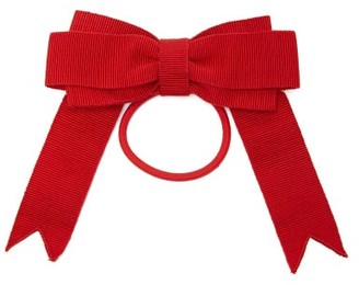 Erdem Bow Hair Band - Womens - Red