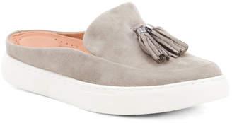 Comfort Suede Mule Sneakers