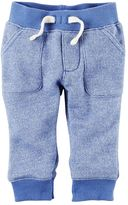 Carter's Baby Boy French Terry Pants