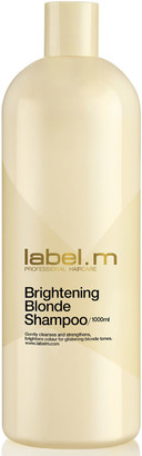 Label.M Brightening Blonde Shampoo 1000ml (Worth 42.50)