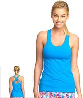 Colosseum Women's Botanical Scoopneck Tennis Tank