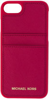 MICHAEL Michael Kors iphone 7 case with card slots