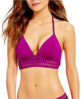 Kenneth Cole New York Weave Your Own Way Push-Up Midkini Bra