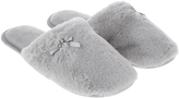 Monsoon Faith Faux Fur Mule Slippers