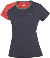 Fila X Effect Short Sleeve Top