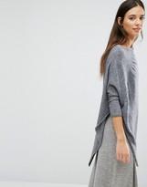 Les 100 Ciels Cashmere Wrap Sweater