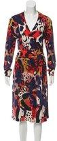 Diane von Furstenberg Wool Linda Dress