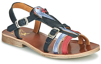 Catimini CAMALA girls's Sandals in Blue