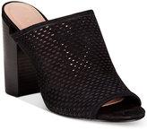 Aldo Women's Thiasa Peep-Toe Slides Women's Shoes