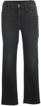 Frame Le High Straight Leg Jeans