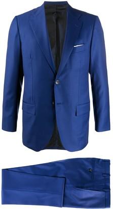 Kiton Single-Breasted Suit