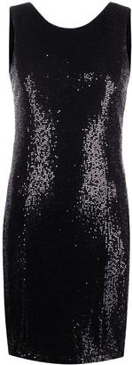 Liu Jo Short Sequin Dress