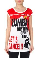 Dolce & Gabbana Let's Dance Cotton T-shirt