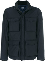 Armani Jeans shell puffer jacket