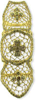 Loree Rodkin 18k Diamond Spider Bondage Ring, Size 8