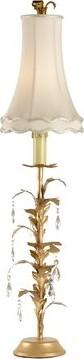 "Chelsea House Rossetti 33"" Buffet Lamp"