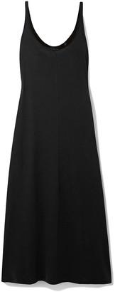 ATM Anthony Thomas Melillo High Torsion Cotton-jersey Midi Dress