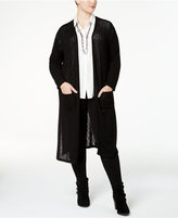 ING Trendy Plus Size Duster Cardigan