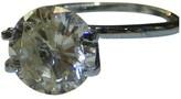 Blue Nile Genuine Diamond 2 Carat Round Ring