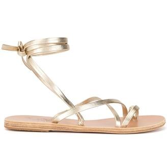 Ancient Greek Sandals Morfi gladiator sandals