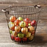 Williams-Sonoma Wire Apple Basket