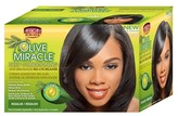 African Pride Olive Miracle® Deep Conditioning Hair Shampoo And Styling Set