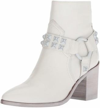 Frye Women's Flynn Deco Stud Harness Short Ankle Boot