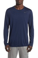 Nike Men's Long Sleeve Training T-Shirt