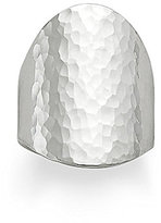 James Avery Jewelry James Avery Sterling Silver Hammered Oval Ring