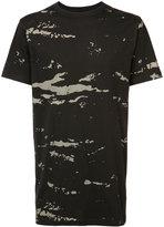 MHI gradient-effect T-shirt - men - Cotton - L