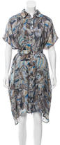 Ports 1961 Silk Printed Dress